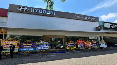 Andalan Hyundai Perluas Jaringan Hingga ke Bekasi (Ist)