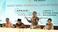 Rapat Kerja Nasional (Rakernas) Apkasi di Bali.