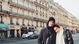 Al Ghazali menjalin asmara dengan cewek cantik keturunan Indonesia dan Perancis, Alyssa Daguise. (Foto: instagram.com/alyssadaguise)