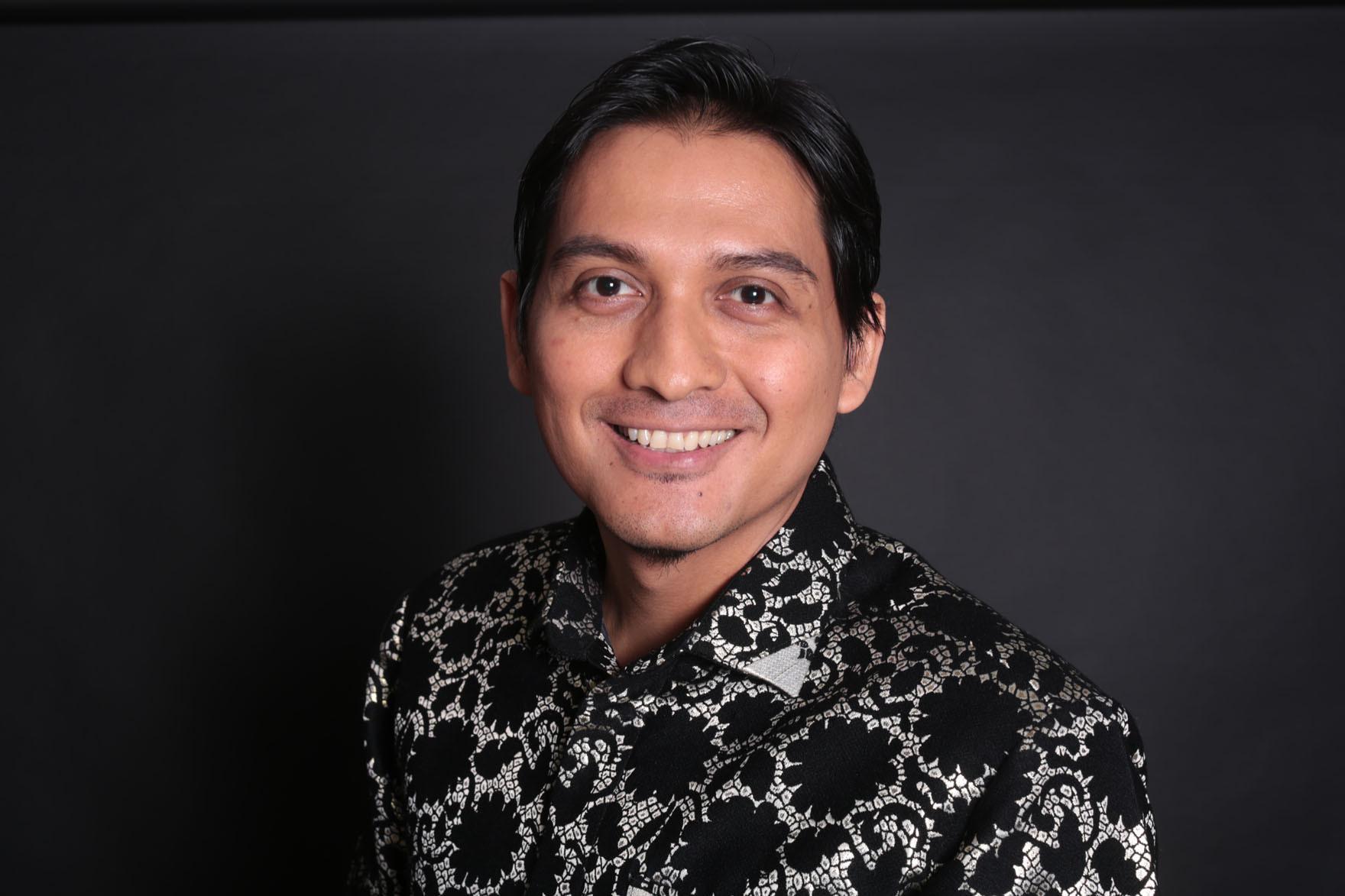 Lucky Hakim (Febio Hernanto/Bintang.com)
