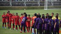 Kompetisi Piala Menpora U-17 kategori puteri regional Daerah Istimewa Yogyakarta (DIY).  (Switzy Sabandar)
