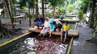 Wisata Desa Jambu kabupaten Kediri (Liputan6.com/Dian Kurniawan)