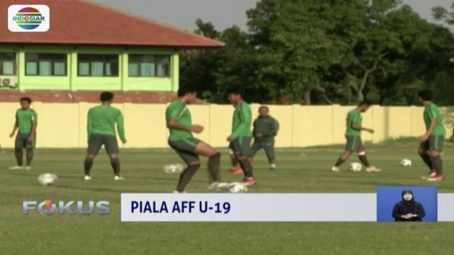 Garuda Muda siap kalahkan Timnas Muda Filipina di Piala AFF U-19 pada Kamis (5/7) di Stadion Gelora Delta, Sidoarjo.