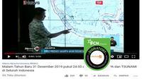 [Cek Fakta] Gambar Tangkapan Layar Video Pemberitaan Soal Gempa