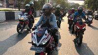 Cara Bikers Honda Menjaga Persaudaraan Sesama Pecinta Kuda Besi (PT AHM)