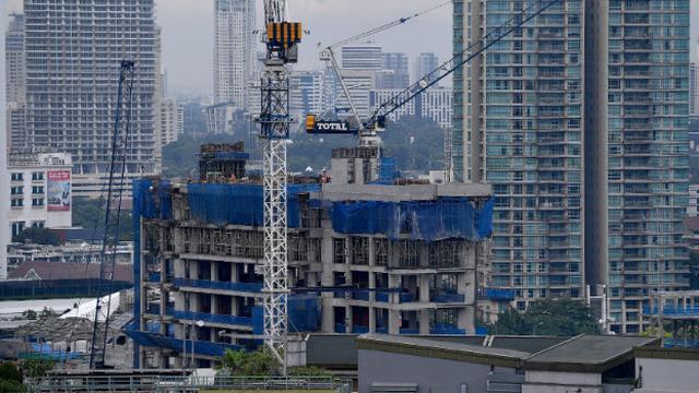 Ilustrasi pembangunan era Jokowi
