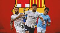 Barcelona - 3 Pemain Gratisan yang Bisa Didapat Barcelona Musim Depan (Bola.com/Adreanus Titus)