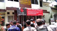 Pelaku bom Bandung di Kelurahan Arjuna, Cicendo (Liputan6.com/ Aditya Prakasa)