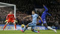 Chelsea vs City (Reuters)