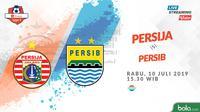 Liga 1 2019: Persija Jakarta vs Persib Bandung. (Bola.com/Dody Iryawan)