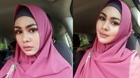 Tepat di tanggal 10 Februari 2018 lalu, Kartika Putri memantapkan hatinya untuk berhijab. Ia pun menghapus foto-foto di akun Instagramnya yang tidak berhijab. Ia pun juga meminta publik untuk melakukan hal yang sama. (Instagram/kartikaputriworld)