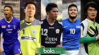 5 Pesepak Bola Asia (bola.com/Rudi Riana)