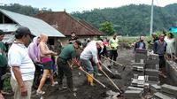 Banjir bandang terjang Kintamani