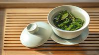 ilustrasi teh hijau/Photo by Jia Ye on Unsplash