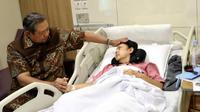 Bukti Kemesraan SBY dan Ibu Ani (sumber: Instagram/@agusyudhoyono)