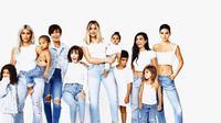 Keluarga Kardashian (Instagram)