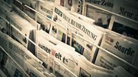 Ilustrasi terbitan beberapa surat kabar di Jerman. (Sumber Pixabay)