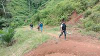 Tim BKSDA Resor Pasaman melakukan pemantauan setelah adanya konflik manusia dengan harimau di Pasaman pada 2 Agustus 2020. (Liputan6.com/ Dok BLSDA Pasaman)