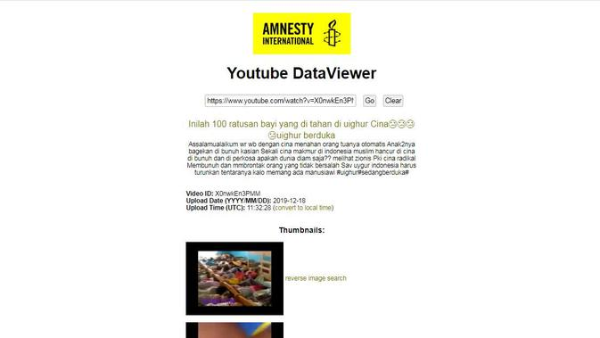 [Cek Fakta] Viral Video Anak-Anak Uighur Ditahan China, Fakta atau Hoaks?
