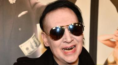 Marilyn Manson Jadi Anggota Baru Sons of Anarchy