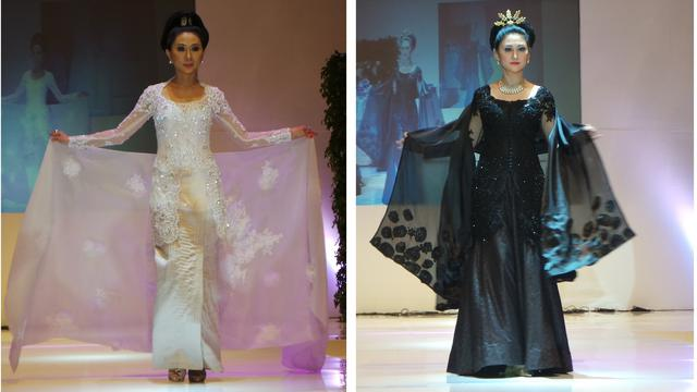 Kartini Moderen dalam Fashion Show Didiet Maulana - Lifestyle ... 1bf115da39