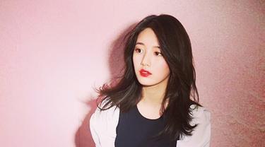 FOTO: Penampilan Bae Suzy dengan Berbagai Gaya Rambut, Selalu Menawan