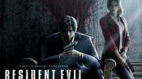 Resident Evil: Inifinite Darkness yang akan tayang di Netflix. (Dok. Netflix)