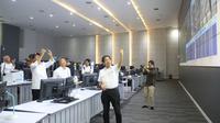 Adaptasi Digital, Teknologi Baru Siap Diterapkan Bandara Soetta. (Liputan6.com/Pramita Tristiawati)