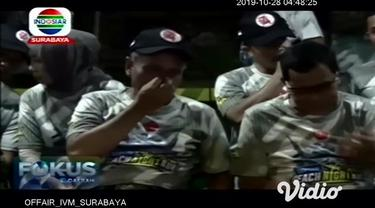 Sekitar 3000 pelari baik dari militer, masyarakat umum ataupun atlet, Sabtu (26/10/2019) sore ini dipastikan akan berkumpul di kawasan Pagoda di Kenjeran Park (Kenpark) Surabaya.