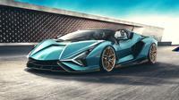 Hanya tersedia 19 unit, Lamborghini Sian Roadster secara resmi meluncur. (Motorbeam)