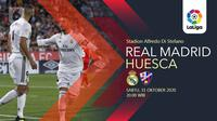 Real Madrid vs Huesca (Liputan6.com/Abdillah)