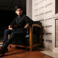 Randy Martin (Wardrobe by Isis, foto Galih W. Satria/Bintang.com)