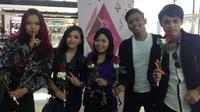D'Academy asal Malaysia (Liputan6.com/Richo Pramono)