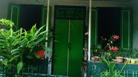 Bangunan bersejarah di Lawas Maspati, kampung lawas di Kota Surabaya, Jawa Timur. (Liputan6.com/Dhimas Prasaja)