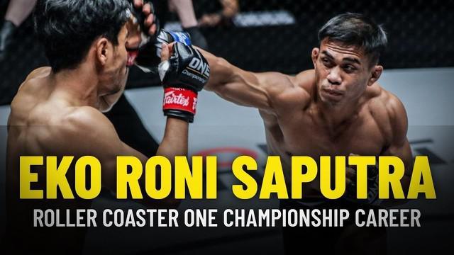 Berita Video Eko Roni Saputra siap hadapi Murugan Silvarajoo di ONE Championship: Reign Of Dynasties, Jumat 9 Oktobe 2020 di SCTV dan Vidio