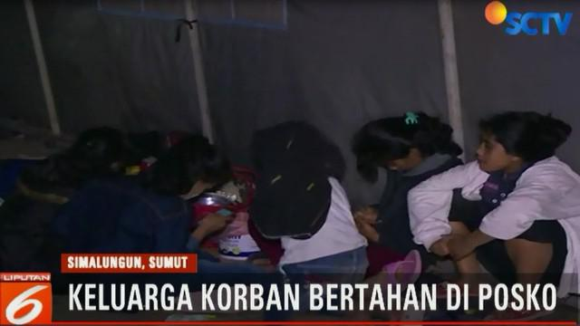 Pihak Basarnas pun telah mengoptimalkan segala hal demi menemukan seluruh korban kapal KM Sinar Bangun yang tenggelam di Danau Toba.