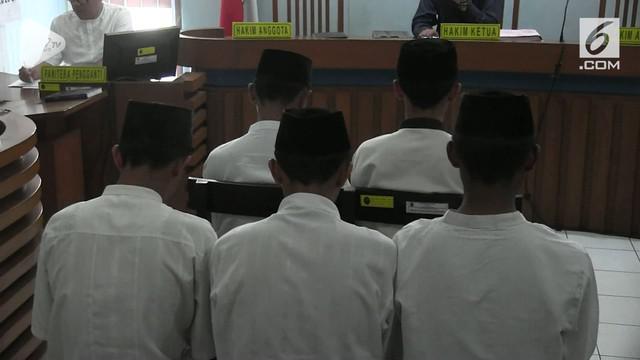 VIDEO: Bobotoh Penganiaya Haringga Dituntut Penjara 5 Tahun