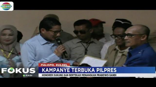 Sandiaga Uno gelar dialog bersama media lokal dan nasional tentang isu terkini termasuk revisi UU ITE.