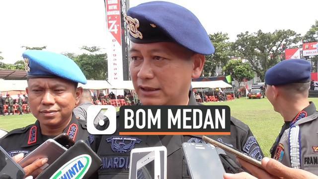 Polisi terus mengejar pihak yang terkait dengan pengeboman di Mapolresta Medan. Setelah menggeledah rumah pelaku, polisi menangkap istri dan mertua pelaku.