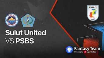 Sedang Berlangsung, Live Streaming Liga 2 PSBS Vs Sulut United di Vidio