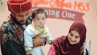 Klarifikasi Ammar Zoni Soal Perayaan Ultah Pertama Anak Terlalu Meriah Padahal Si Kecil Belum Paham