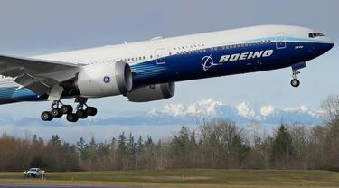 Pesawat Boeing 777X