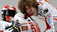 Foto Marco Simoncelli di MotoGP
