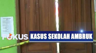 Kepolisian dalam waktu dekat akan menetapkan tersangka kasus ambruknya SDN Gentong Pasuruan.