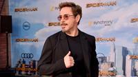 Menjadi aktor termahal, Robert Downey Jr miliki masa lalu yang sangat kelam. (ALBERTO E. RODRIGUEZ / GETTY IMAGES NORTH AMERICA / AFP)