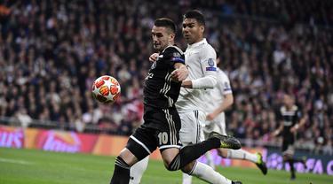 Real Madrid Gagal Lolos ke Perempat Final