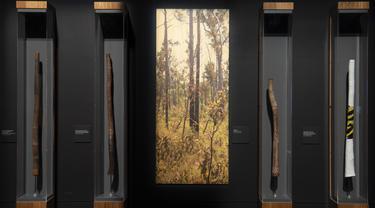 Yidaki: Didjeridu and the Sound of Australia Exhibition © National Museum of Australia