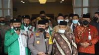 Kapolda Metro Jaya, Irjen Fadil Imran mengajak sejumlah ulama dan ustaz untuk bergabung di dalam DAI Kamtibmas.