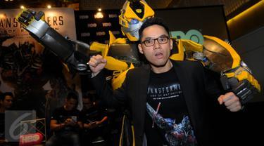 20150702-Ini Selebriti Tanah Air Pengisi Suara Film Transformers Rasa Indonesia-Jakarta-Ben Kasyafani