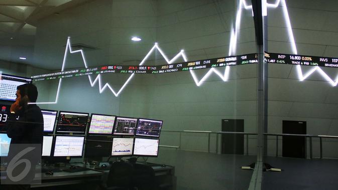 Tengok Dampak Kebijakan Pemangkasan Bunga Acuan BI ke Bursa Saham